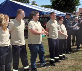 90 Jahre Feuerwehr Greifenhain