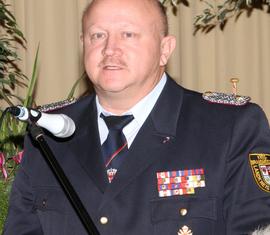 Kreisbrandmeister Stefan Grothe