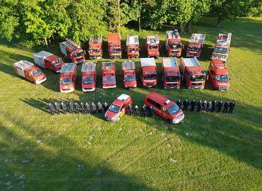Alle Fahrzeuge des Amtes Döbern-Land