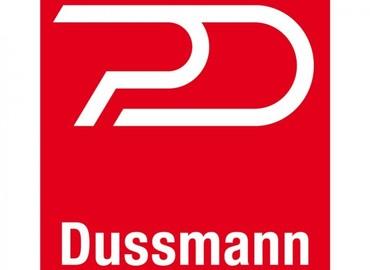 Logo der Firma Dussmann