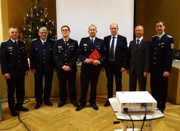 vlnr: Jürgen Mönch, Wolfhard Kätzmer, Christian Rösiger, Holger Bialek, Dieter Perko, Mario Lehmann, Karsten Magister