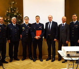 vlnr: Jürgen Mönch, Wolfhard Kätzmer, Christian Rösiger, Ronny Magister, Dieter Perko, Mario Lehmann, Karsten Magister