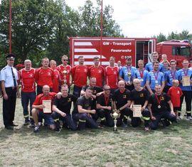 Die schnellsten Feuerwehrleute des Kreises gesucht und gefunden