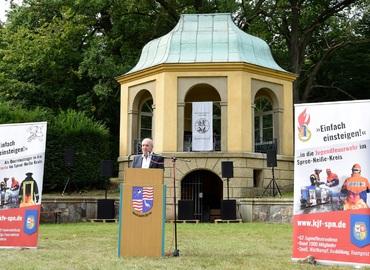Grußworte von Bürgermeister Dieter Perko